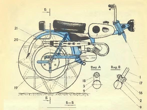 Ось квадроцикла как сделать