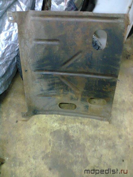 Защита двигателя ваз 2109
