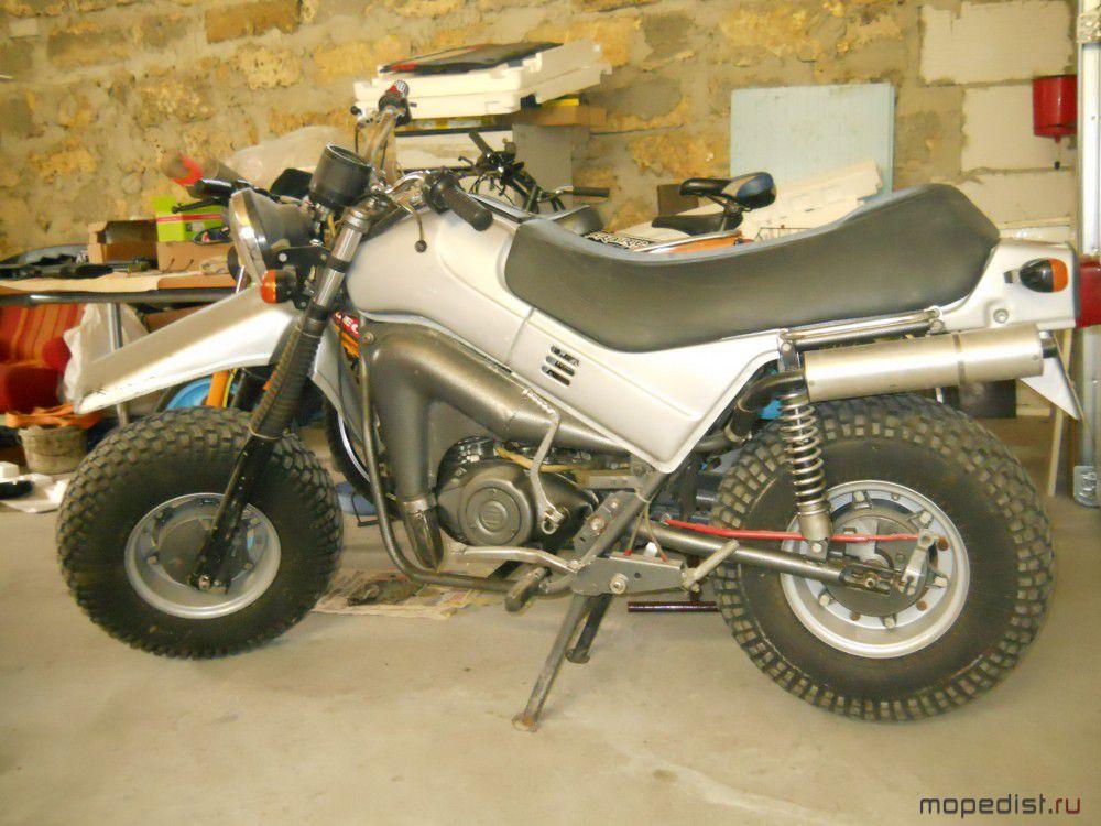 Как сделать мотор для мотоцикла 838