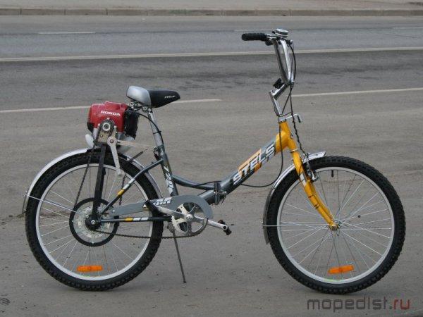 Куплю велосипед с мотором