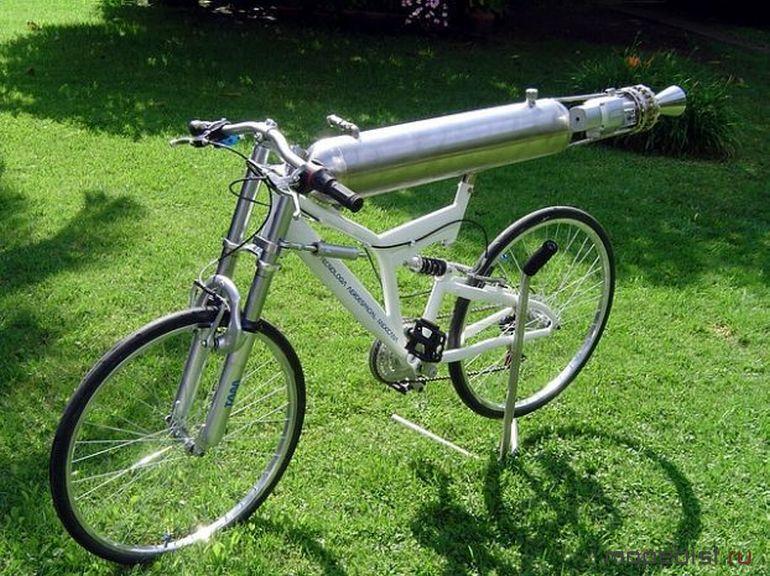 Велосипед скоростной своими руками