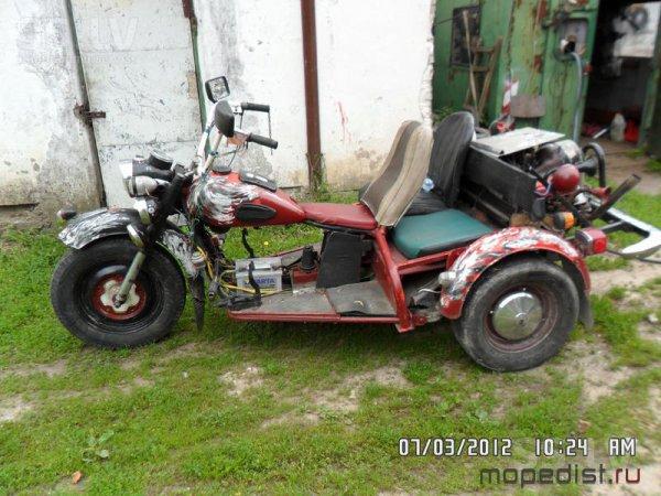 Урал трицикл - b2c