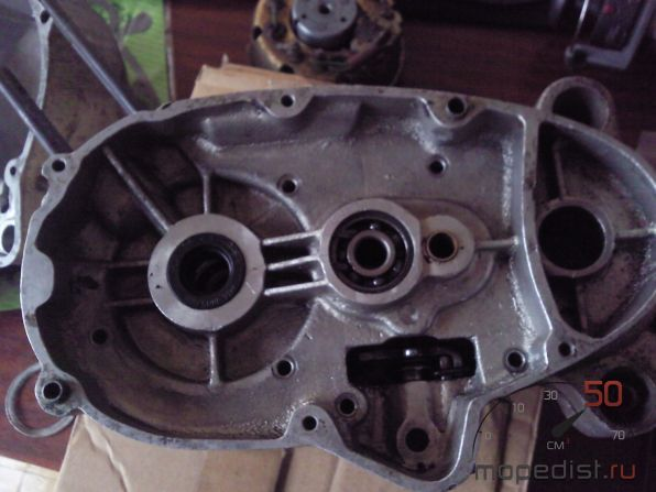 Странный неопознанный двигатель