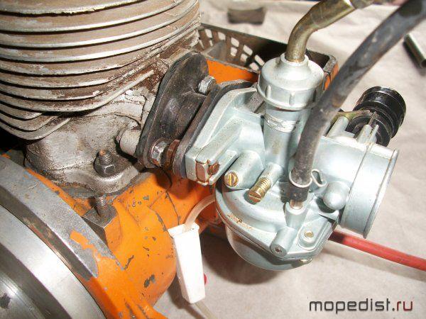 Двигатели автомобилей УАЗ. Система питания