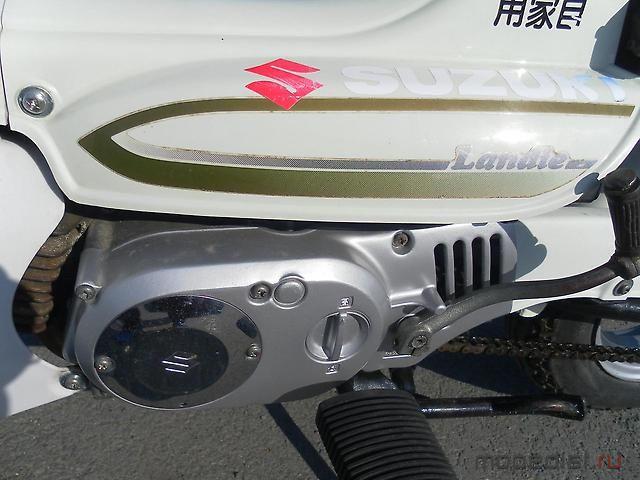 Suzuki birdie 50 запчасти